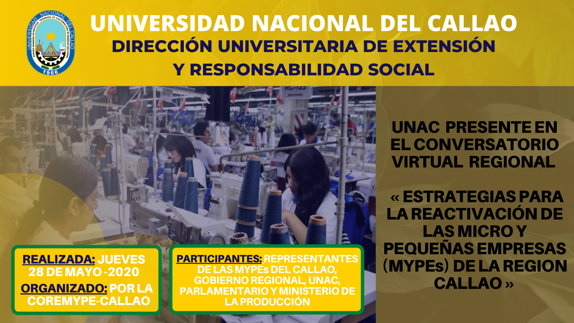 conversatorio virtual region callao